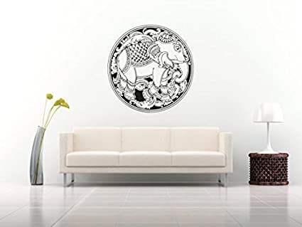 Amazon.com: calcomanía decorativo para pared vinilo ...
