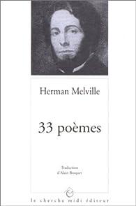 33 poèmes par Herman Melville
