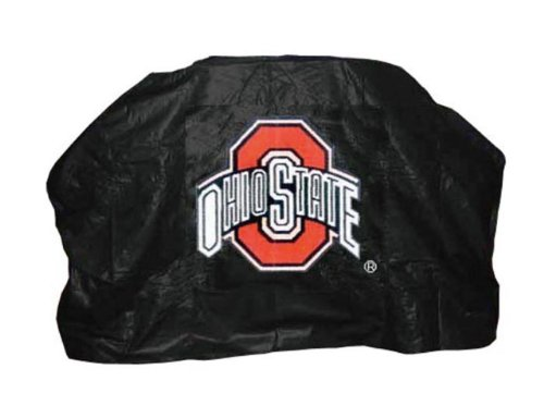Cover Buckeyes Ohio State Grill - NCAA Ohio State Buckeyes 59-Inch Grill Cover