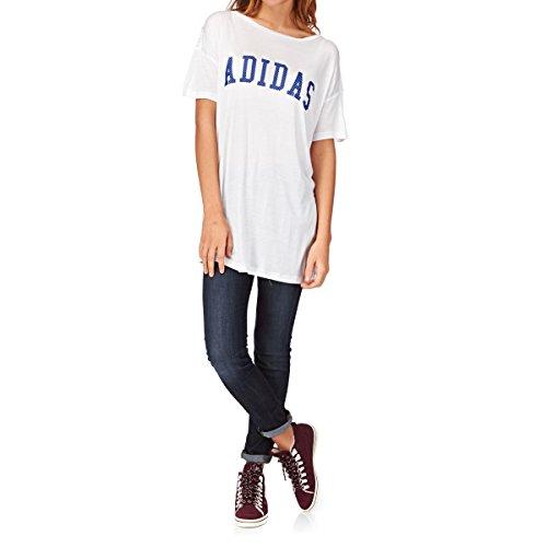 adidas originals adocean T-Shirt - Blanco/multicolor