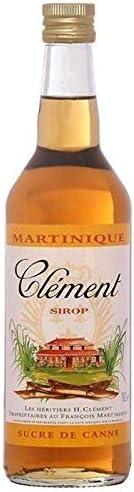 CLEMENT SIROP SUCRE DE CANNE 70 CL: Amazon.es ...