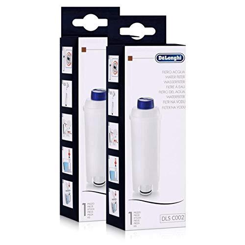 DeLonghi, waterfilter voor koffiemachines, geschikt voor ECAM, ESAM, ETAM, BCO, EC…
