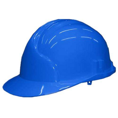 Bauhelm blau Norm: EN 397, Schutzhelm, Bauarbeiterhelm