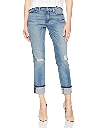 Women's Marnie Boyfriend Jeans in Premium Lightweight Denim