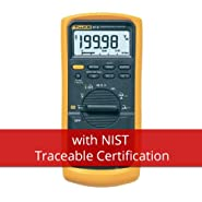 Fluke 87-5-NIST Handheld Multimeter - Type: Digital, Style: Hand