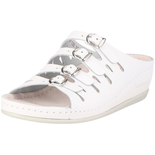 Bianco Taglia Pantofola Hassel Berkemann Berkemann Hassel 7I0FP7Xnq