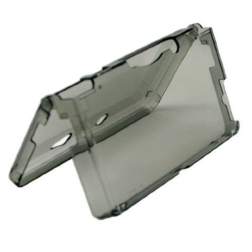 Nintendo 3DS Compatible Crystal Case-Color White