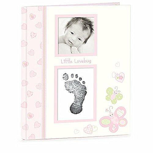 [해외]Pearhead Baby Record Book ? Butterfly / Pearhead Baby Record Book - Butterfly
