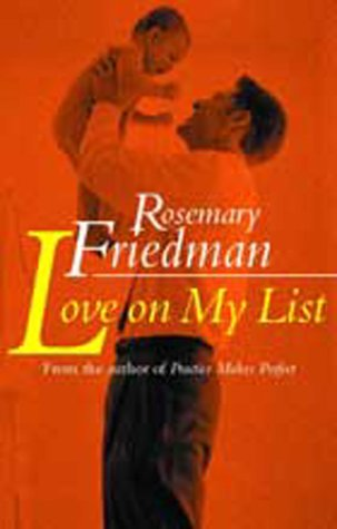 book cover of Love on My List