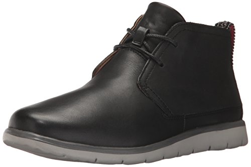 UGG Men's Freamon Wp Chukka Boot, Black, 12 M US