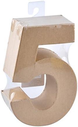 MP PD212-5 - Numero grande de carton: Amazon.es: Oficina y papelería
