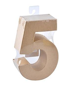MP PD212-5 - Numero grande de carton
