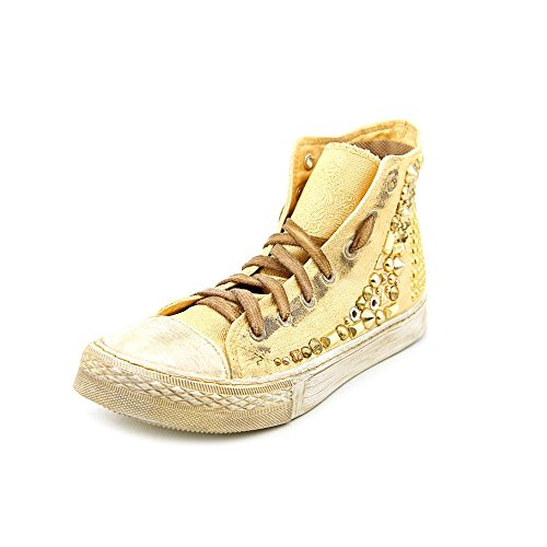 Gold Sneakers Studswar Cleo Cleo Studswar Canvas nXv7z