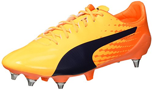 02 ultra S Calcio Yellow Giallo Sl Fish Da Evospeed peacoat orange 17 Clown Mx Scarpe Puma Uomo Sg gqT18wnw