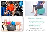 MRELC Exercise Ball Yoga Ball Fitness Ball Birthing