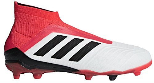 Adidas Junior Edge - adidas Kids Predator 18+ Firm Ground Soccer Cleats (4.5)