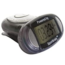 SportBrain iStep X1 Pedometer (CL331) (Discontinued by Manufacturer)