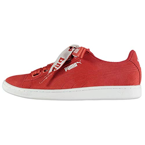 Puma Vikky Donna Coral Ribbon Sneaker Bold Red rrT6dnxw