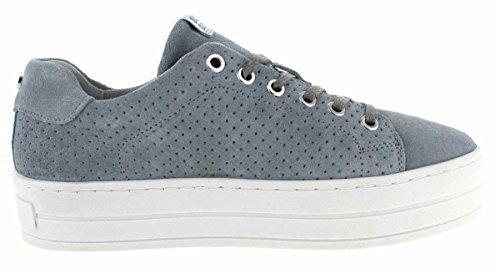 Pour Bleu Lacets Chaussures 987000e5c à Femme de Ville Bullboxer Pspkt xzaYqEE0