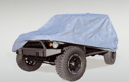 Rugged Ridge 13321.80 Three Layer Full Car Cover