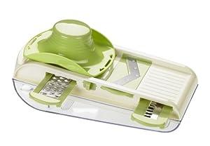 Lurch 220800 Multireibe 4 in 1 cremeweiß / grün