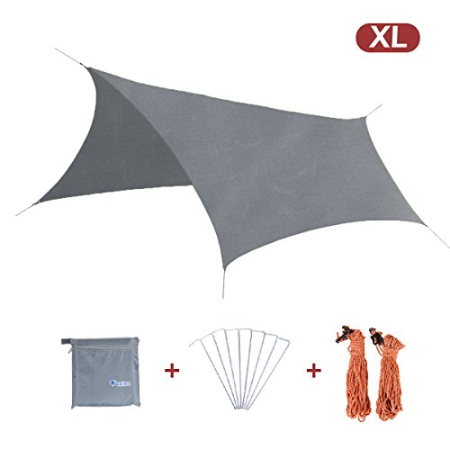 TRIWONDER Waterproof Hexagonal Footprint Sunshade product image