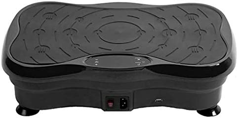 Vibration Plate Exercise Machine - Whole Body Plate Platform Massager Music Workout Vibration Fitness Platform w/Loop Bands - Home Training Equipment for Weight Loss & Toning 7