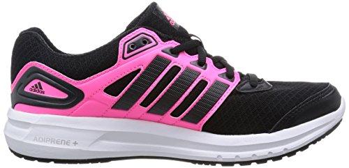 Adidas Duramo 6 W Scarpe da Corsa, Rosa/Nero/Bianco, 39 1/3