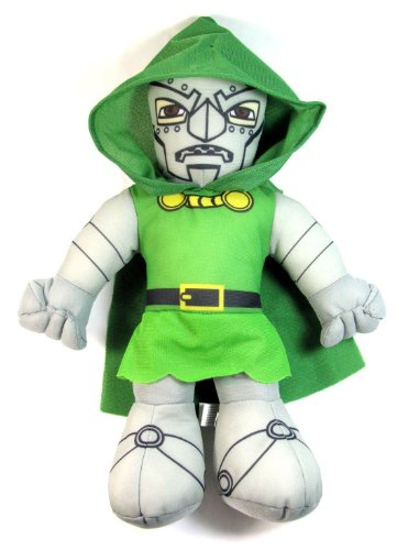 Marvel Super Hero Squad - Dr. Doom 14 Inch Plush