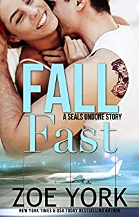 Fall Fast by Zoe York ebook deal