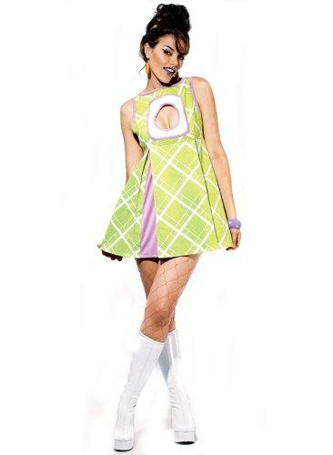 (Appletini Mini Adult Costume - Large)