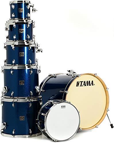 Tama CK72S Superstar Classic 7-piece Shell Pack - Indigo Sparkle