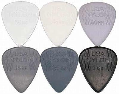 Dunlop Nylon Standard Guitar Picks from Dunlop