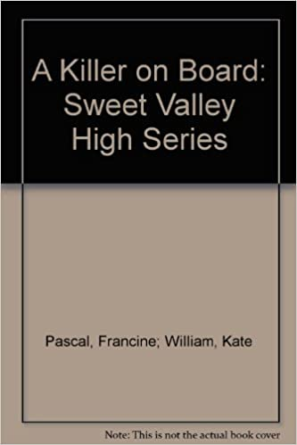 Book A Killer on Board: Sweet Valley High Series