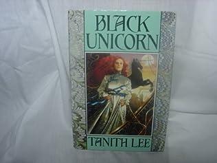 book cover of Black Unicorn