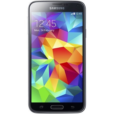 Samsung Galaxy S5 G900A Unlocked GSM 4G LTE 16GB GSM Android Smartphone - Black