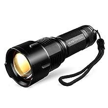 Elite Tactical Pro 200 Series Tactical Flashlight