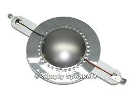 SS Audio JBL Speaker Replacement Horn Diaphragm for 2418H, 2418H-1, EON15-G2, MR9 Series, D-2418