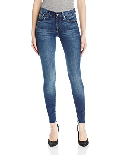 All Mankind Womens Skinny Jean