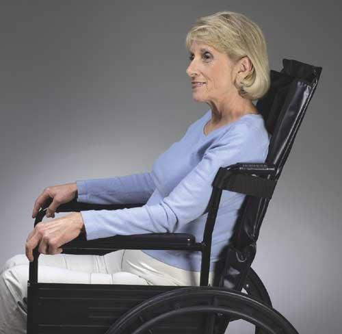 Wheelchair Backrest - 2