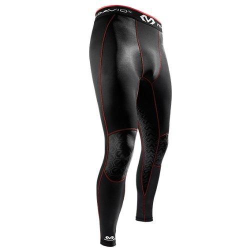 McDavid Mens Recovery Pants Black Large - McDavid 8810R-B-L