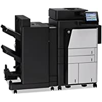 HP D7P68A LaserJet Enterprise flow M830z Wireless Laser Multifunction, Copy/Fax/Print/Scan