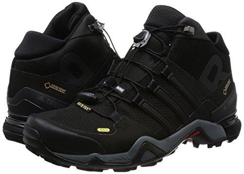 Homme Noir Fast ftwbla Chaussures R Adidas negro negbas Randonnée Terrex Gtx negbas De Mid Hautes 000 vzSnnwqf5a