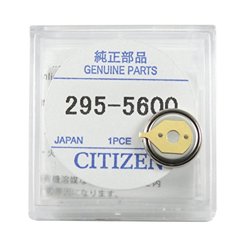 Original Citizen Capacitor Battery 295-56 for Eco-Drive