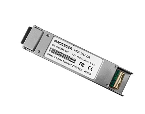 Macroreer for Juniper EX-XFP-10GE-LR Compatible XFP 10GBase-LR Transceiver 1310nm 10km by Macroreer