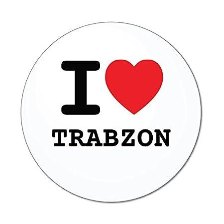 Trabzon JOllify Aufkleber Farbe: Design: I Love Ich Liebe
