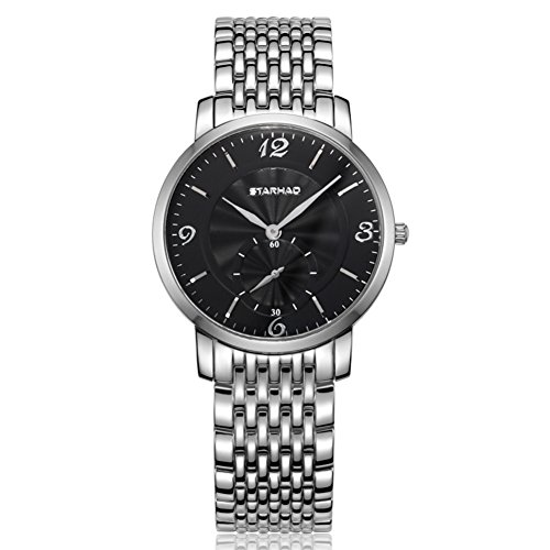 Fashion waterproof quartz female watch/Sapphire business casual men and women couple table-male 2 by Unknown