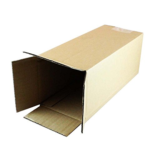- 100 EcoSwift 4x4x12 Corrugated Cardboard Packing Boxes Mailing Moving Shipping Box Cartons 4 x 4 x 12 inches