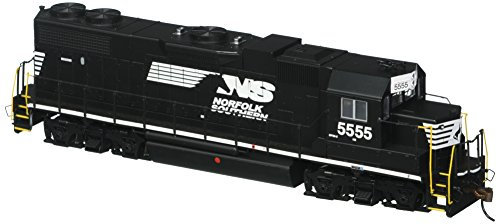 - Bachmann Industries EMD GP38 2 DCC Norfolk Southern #5555 Sound Value Equipped Locomotive (HO Scale)