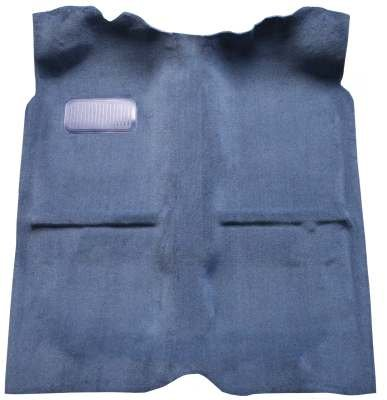 1989 to 1995 Toyota Standard Cab Pickup Truck Carpet Replacement Kit, All models (89-Early 95) (897-Charcoal Cut Pile)